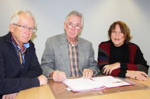 Rettet den Rursee - Vereins Vorstand