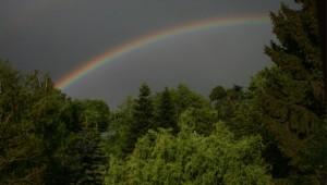 Am Ende des Regenbogens liegt ein Schatz... Die Eifel.